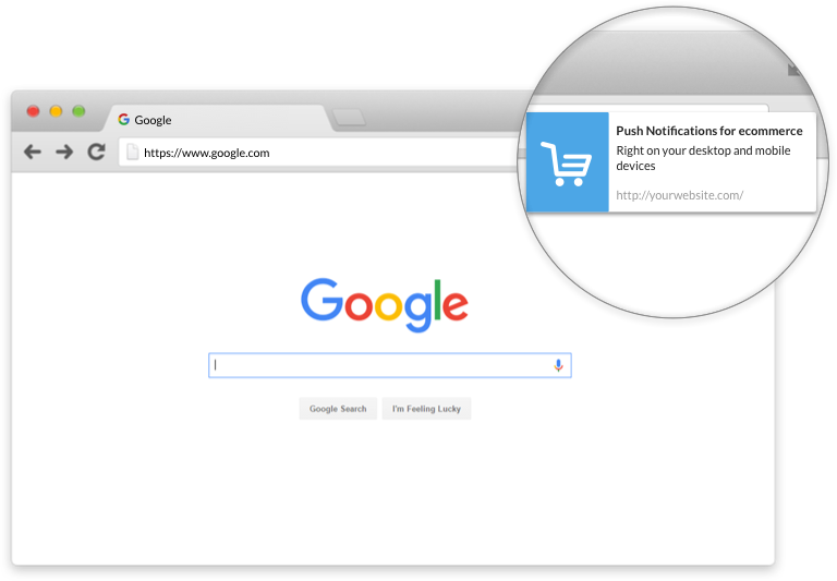 Browser Push Notifications for eCommerce